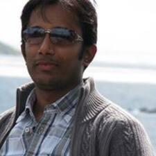 Användarprofil för Ravi Kumar
