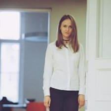 Kristīne Kullanıcı Profili