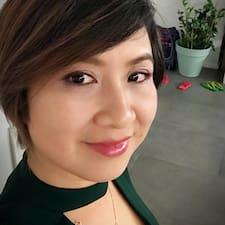 Henkilön Lu-Anh käyttäjäprofiili