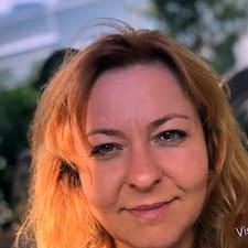 Regina - Uživatelský profil