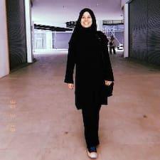 Profil utilisateur de Aqilah