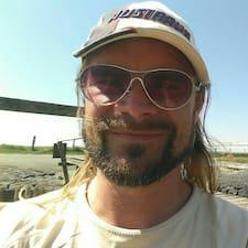 Harald felhasználói profilja