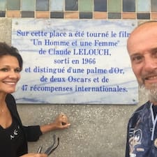 โพรไฟล์ผู้ใช้ Laurette & Gérald