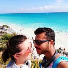 Profil utilisateur de Surya & Iulia