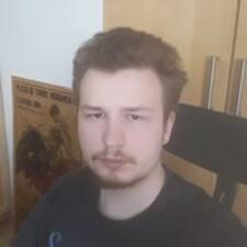 Matouš felhasználói profilja