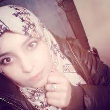 Nutzerprofil von Asmaa