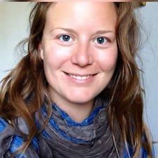 Aranka felhasználói profilja