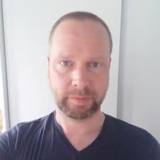 R. Brugerprofil