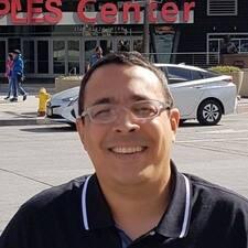 Gebruikersprofiel Luis Gerardo