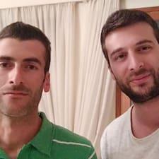 Профиль пользователя Giorgos&Stelios
