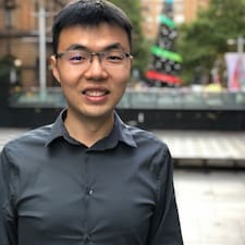 Gebruikersprofiel Liang