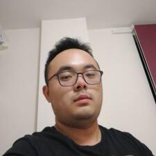 超群 felhasználói profilja