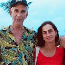 Mary Luz And  David Brukerprofil