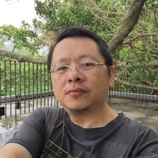 Henkilön Hsi Chuan käyttäjäprofiili