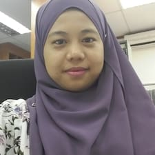 Faridah User Profile