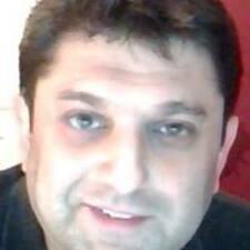 Jags felhasználói profilja