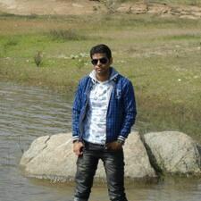 Rajneesh felhasználói profilja