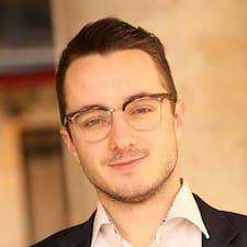 Pierre-Alexandre felhasználói profilja