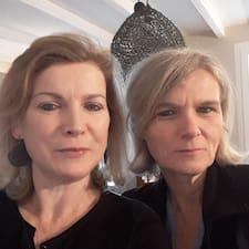 Henkilön Huguette & Chantal käyttäjäprofiili