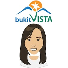 Ara & Bukit Vista Hosts er SuperHost.
