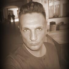 Профіль користувача Gorazd
