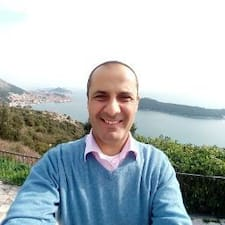 Ghandi Brukerprofil