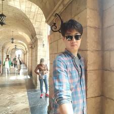Profilo utente di Jonh Hwan