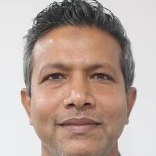Munir felhasználói profilja