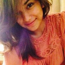 Prarthana felhasználói profilja