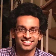 Gebruikersprofiel Raj