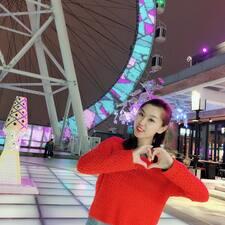 璇 felhasználói profilja