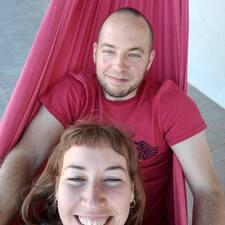 Profil utilisateur de Marino And Mirna