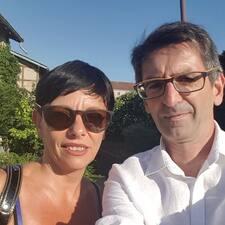 Profil utilisateur de Nathaly   Et  Thierry Perret