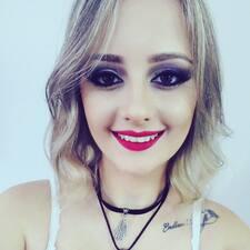 Ana Carolina felhasználói profilja