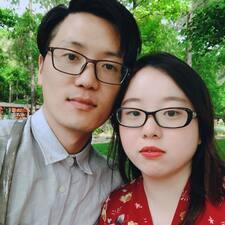 Perfil do utilizador de Zhen