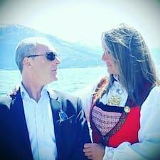 Trude & Bjørn je superhostitelem.