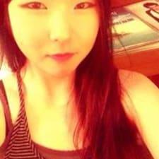 Профиль пользователя Hyewon