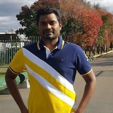 Användarprofil för Ashok Kumar
