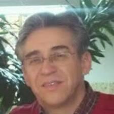 Henkilön Jose käyttäjäprofiili