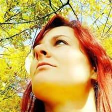 Aniška - Uživatelský profil