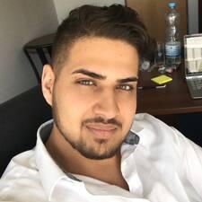 Hamid felhasználói profilja