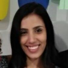 Perfil do utilizador de Fernanda