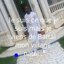 Профиль пользователя Ousmane