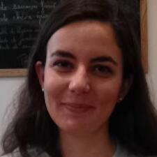 Angélique felhasználói profilja