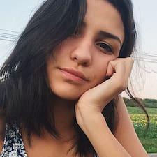 Profil utilisateur de Maéva