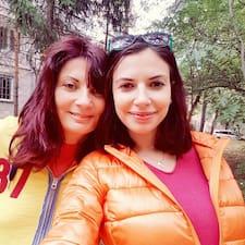 Marina & Kamelia - Uživatelský profil