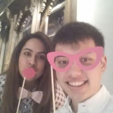 Aarti & Ben er SuperHost.