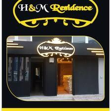 Gebruikersprofiel H&M Residence