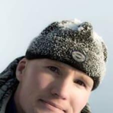 Henkilön Jarmo käyttäjäprofiili
