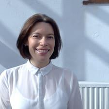 Sally-Anne felhasználói profilja